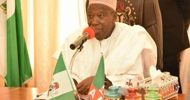 Northerners Remains The Owners Of Nigeria, Igbos And Yoruba Are The Minority, Gov Ganduje