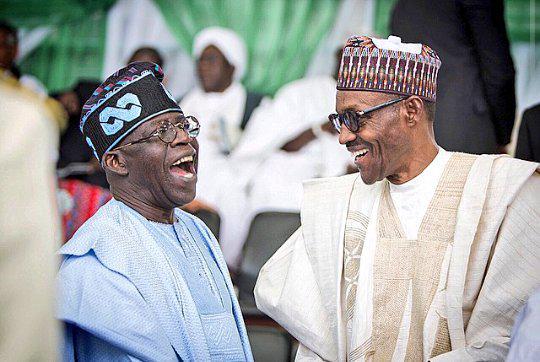 Is All Really Well Between Buhari And Tinubu?