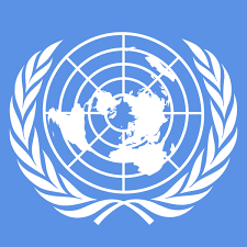 File:UN emblem, white on blue background.png - Wikimedia Commons
