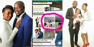 Wife of popular Ghanaian pastor accidentally sends her nude s.ex ...