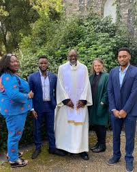 Openly Nigerian gay minister, Jide Macaulay, now ordained a priest