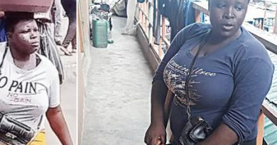 Man Proposes To The One-Legged Hawker, Mary Daniel Who Was Supported With Over N14 Million (pics & video)