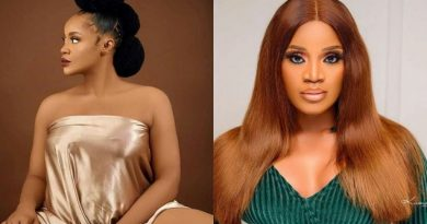 I'm Single & Pregnant At 34, So What? Uche Ogbodo Rejects Being Called 'Imenkpuke' (pics & video)